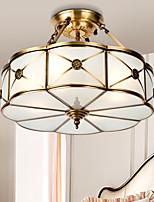 MAX 40W Moderno / Contemporáneo Mini Estilo Galvanizado Metal Lámparas ColgantesSala de estar / Dormitorio / Comedor / Habitación de
