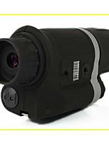Rasger 3X 42 mm Monoculaire BAK4 Militaire / Vision nocturne / 1m Mise au point Centrale Entièrement  Multi-traitées Chasse / Militaire