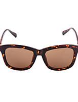 Sunglasses Women / Girl's Fashion 100% UV400 Square Tortoiseshell Sunglasses Full-Rim