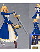 Animation Project Figma Full Dress Sabar Fatestay Night Movable 1Pcs 14Cm