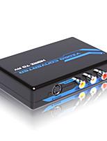 HDMI to Composite/ S-video Converter 1080p with CE FCC RoSH Certificates