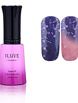 ILuve Nail Polish Temperature Colour Changing Chameleon UV Led Gel - For Nail Art - Long Lasting Soak Off Varnish # 5726