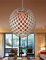 12W Vintage LED Outros Madeira/Bambu Lustres Sala de Estar / Quarto / Sala de Jantar / Quarto de Estudo/Escritório / Corredor