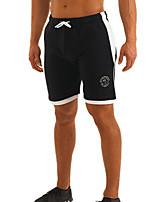 Hombres Carrera Prendas de abajo / Shorts Fitness / Carreras / RunningTranspirable / Alta transpirabilidad / Permeabilidad a la humeda /