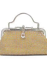 L.WEST® Women's Handmade Diamonds Party/Evening Bag