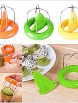 Fruit Cutter Peeler Slicer Kitchen Gadgets Tools For Pitaya Green Kiwi(Random Color)