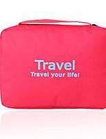 Fashion Portable Fabric Toiletry Bag/Travel Storage for Travel 22*16*8cm