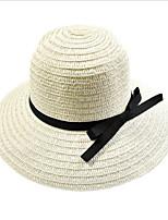 Korea Folding Butterfly Ribbon Hat