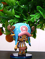 One PieceAnime Action Figure 5.5CM Model Toys Doll Toy