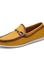 Men's Shoes Office & Career / Casual Loafers Blue / Yellow / White
