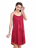 Women Ultra Sexy Nightwear,Silk