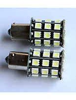 1156/1157/T20/T25 5050-36SMD Car Tail Brake Light Turn Light Reversing lamp Side Marker Light White Blue Red Yellow