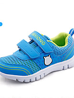 Boys' Shoes Outdoor / Athletic / Casual Tulle Fashion Sneakers Blue / Pink