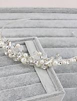 Women's Pearl Headpiece-Wedding / Special Occasion / Casual / Office & Career / Outdoor Headbands 1 Piece