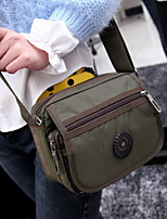 Fashion Men Polyester / Nylon Messenger Shoulder Bag / Tote-Multi-color