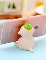 titular de borracha projeto do monstro bonito para o iPhone e Samsung (1 pcs)