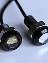 10X LED Angel Eyes(UB)   23-1.5W  Car LED Angel Eyes  Multicolor