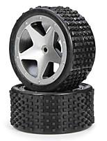 wltoys l959 rc carro pneu traseiro 2 pcs l959-02