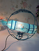 Creative Wine Bottle Lamp Bedroom Bedside Lamp Lighting Lamps of European Romantic Personality Gift(Random Color)