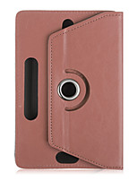 Universal 360 Degree Rotate Leather Case Cover Stand for Android Tablet 8