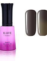 ILuve Nail Polish Temperature Colour Changing Chameleon UV Led Gel - For Nail Art - Long Lasting Soak Off Varnish # 5753