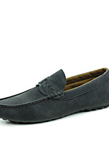 Men's Shoes Outdoor / Casual Loafers Black / Blue / Gray