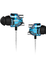 Somic® V4 Double Dynamic HIFI Earphone Auriculares in-ear Headphones Professional Sound Quality Earphone