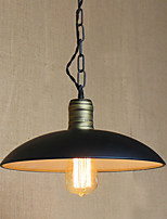 Max 60W Retro Country Designers Pendant Lights Living Room / Bedroom / Dining Room / Kitchen / Study Room/Office