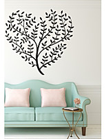 AYA™ DIY Wall Stickers Wall Decals, Heart Tree PVC Wall Stickers