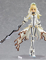 Animation Project Figma Limited Edition Saber Nero Sehba Wedding Bride Movable 1Pcs 22Cm