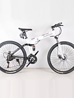 Cycling 21 Speeds Double Disc Brake 26