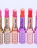 Gloss Humide Baume Gloss coloré / Protection Solaire / Longue Durée Rouge / Violet / Rose 1 Other