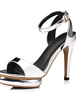 Women's Shoes Stiletto Heel Heels / Platform / Slingback / Open Toe Sandals Party & Evening / Dress / Casual