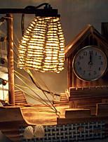Creative Wood Light Clock Sailing Lamp Decoration Desk Lamp Bedroom Lamp Gift for Kid