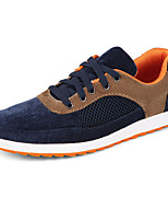Serene Men's Shoes Outdoor / Casual Fleece Fashion Sneakers / Athletic Shoes / Espadrilles Blue / Gray