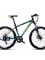 TWITTER® Cycling 24 Speeds Double Disc Brake 26 Inch* 16.5 Inch Mountain  Bike  Aluminium Alloy