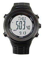 Sports Watch Men's / Ladies' / Couple's / UnisexLCD / Altimeter / Compass / Pulse Meter / Thermometer / Calendar / Chronograph / Water
