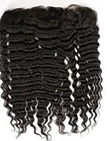 1pcs  Lace Frontal Closure Deep Wave Size 13