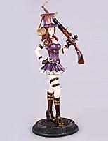 League of Legends Otros PVC Las figuras de acción del anime Juegos de construcción muñeca de juguete