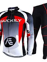 Ensemble de Vêtements/Tenus(Vert / Rouge) deSport de détente / Cyclisme/Vélo / Moto / Triathlon / Course-Etanche / Garder au chaud /