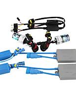 12v55w verborg ballast lamp koplamp conversie kit h11 3000K 4300K 5000K 6000K 8000K