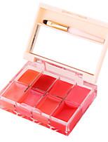 Gloss Humide / Mat / Matériel Liquide Gloss coloré / Humidité / Longue Durée Multicolore 1 LIDEAL
