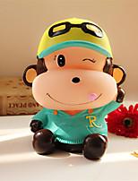 surdimensionné peut sauver des cadeaux créatifs 2000 pièce petit singe evade colle tirelire pour envoyer sa copine un cadeau