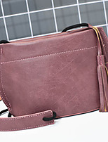 VUITTON Women PU Shell Shoulder Bag / Satchel-Pink / Purple / Brown / Gray / Black