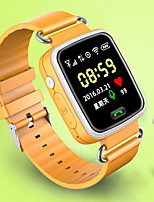 Montre de sport Unisexe GPS Numérique Numérique Bracelet Montre