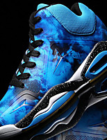 Zapatos Baloncesto Sintético Negro / Azul / Rojo Hombre