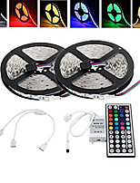 10M 150X5050  SMD RGB LED Strip Light and 44Key Remote Controller and1BIN2 Connecting line(DC12V)