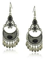 Drop Earrings Women's Resin / Alloy Earring Rhinestone