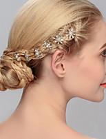 סיכת שיער כיסוי ראש נשים חתונה / אירוע מיוחד / קז'ואל / משרד וקריירה / חוץ קריסטל חתונה / אירוע מיוחד / קז'ואל / משרד וקריירה / חוץ6