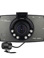 S550 Dual Camera Car Black Box 1080p/720p 2.7''Inch Screen With Super Night Vision Car DVR